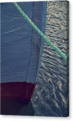 Prow Canvas Print by Odd Jeppesen