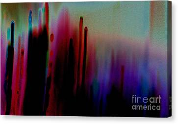 Canvas Print featuring the photograph Pulse by Jacqueline McReynolds