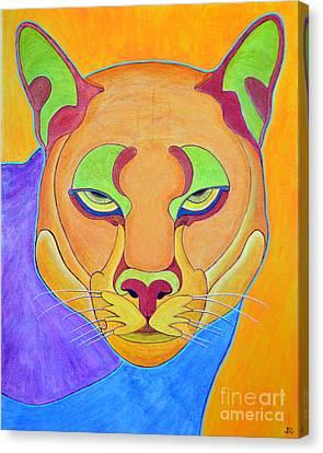 Puma 1 Canvas Print
