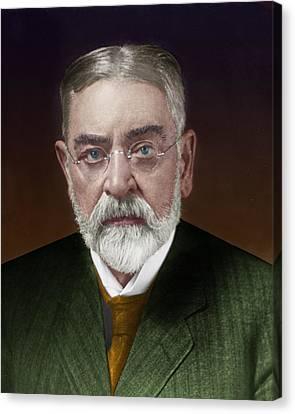 Robert Tod Lincoln Canvas Print