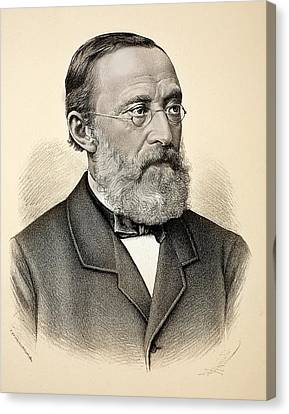 Rudolf Virchow Canvas Print by Paul D Stewart