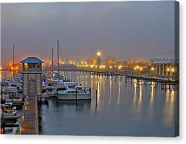 Safe Harbor Canvas Print by Brian Wright