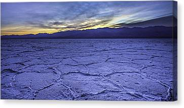 Salt Flats Canvas Print