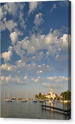 Scattered # 1 Canvas Print by Holger Spiering