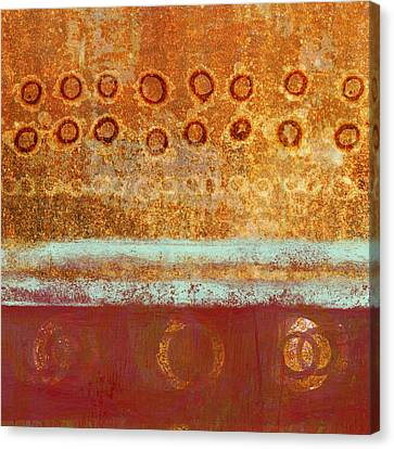 Seasonal Shift Canvas Print by Carol Leigh