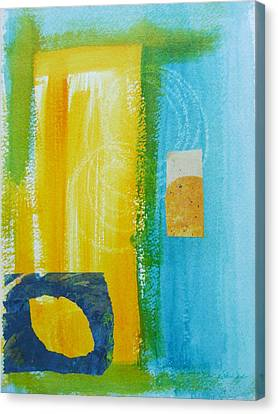 Shades Of Summer Canvas Print by Katherine Sands