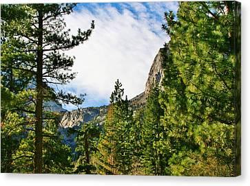 Sierra November Canvas Print