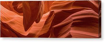 Slot Canyon, Lower Antelope Canyon Canvas Print by Panoramic Images