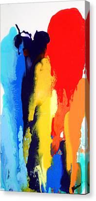 So Alive 2 Canvas Print