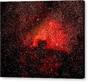 Space, Galaxy Canvas Print by Panoramic Images