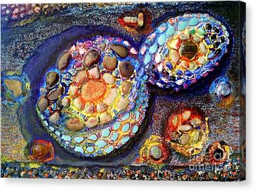 Space Canvas Print by Mariyn Atanasov