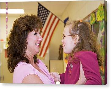Special Education School Canvas Print by Jim West
