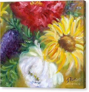 Spring Surprise Canvas Print