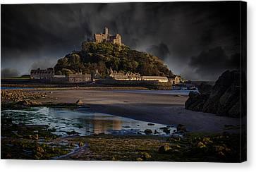 St Michael's Mount Cornwall Canvas Print