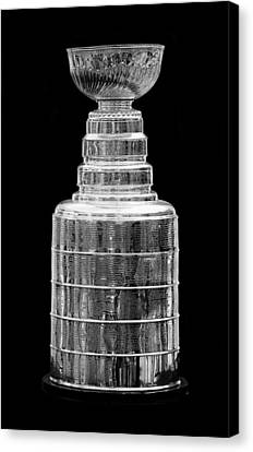 Stanley Cup 1 Canvas Print by Andrew Fare