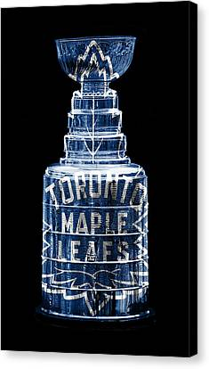 Stanley Cup 2 Canvas Print by Andrew Fare