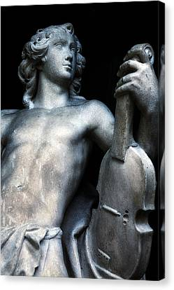 Statue Canvas Print by Joana Kruse