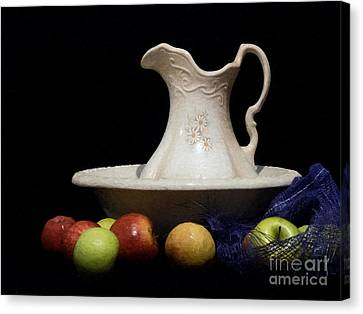 Still Life II Canvas Print by Valerie Morrison