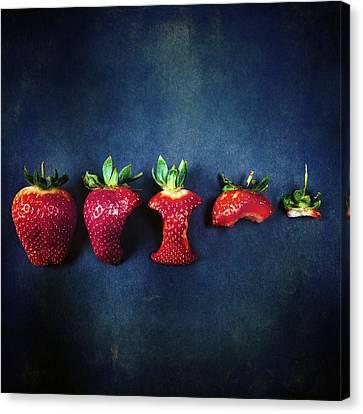 Strawberries Canvas Print by Joana Kruse