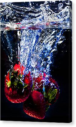 Submerged Forever Canvas Print by Jon Glaser