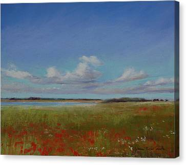 Summer Day Canvas Print by Jeanne Rosier Smith