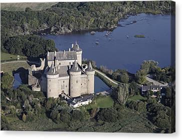 Suscinio Castle, Sarzeau Canvas Print