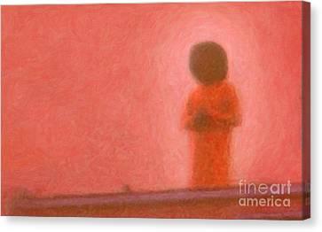 Swami Canvas Print