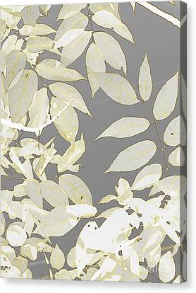 Tapestry Canvas Print by France Laliberte