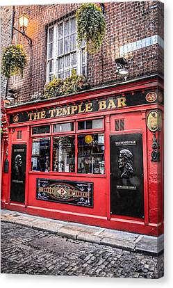 Temple Bar Canvas Print