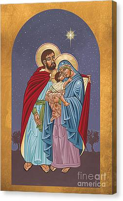 The Holy Family For The Holy Family Hospital Of Bethlehem 272 Canvas Print