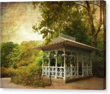 The Ladies Pavilion Canvas Print