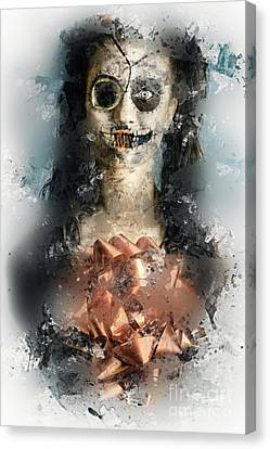 The Nightmare Before A Bloody Mary Christmas Canvas Print by Jorgo Photography - Wall Art Gallery