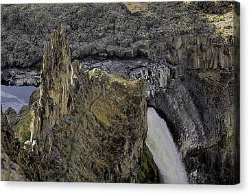 The Palouse Falls Canvas Print by Gary Neiss