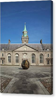 The Royal Hospital - Now The Museum Canvas Print by Panoramic Images