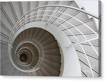The Spiral  Canvas Print by Hannes Cmarits