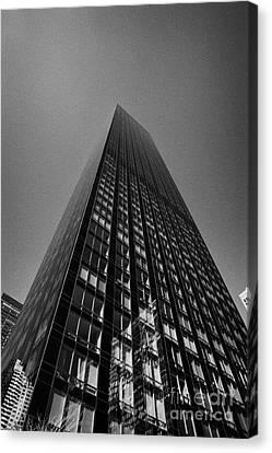 The Trump Tower New York City Canvas Print by Joe Fox