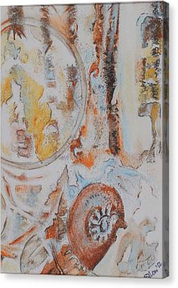 The Way Things Work 4 Canvas Print by Sherry Ross