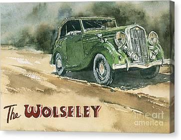 The Wolseley Canvas Print