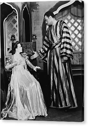 Theatre Othello, 1943 Canvas Print by Granger