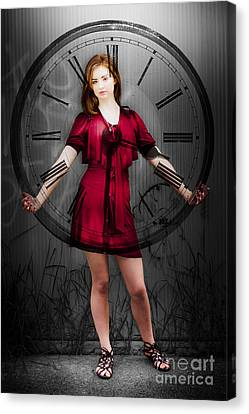 Time Canvas Print by Jorgo Photography - Wall Art Gallery
