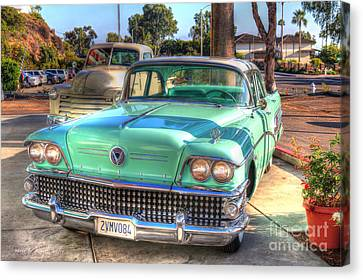 Timeless Canvas Print by Kevin Ashley