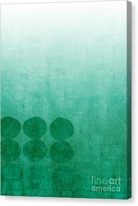 Loft Canvas Print - Tranquility by Linda Woods