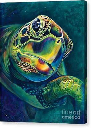 Tranquility Canvas Print by Scott Spillman