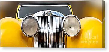 Triumph Roadster  1946 Canvas Print