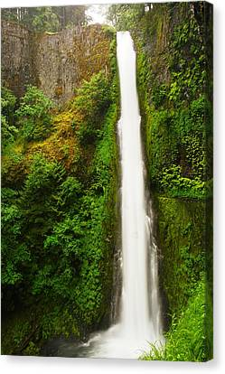 Tunnel Falls  Canvas Print