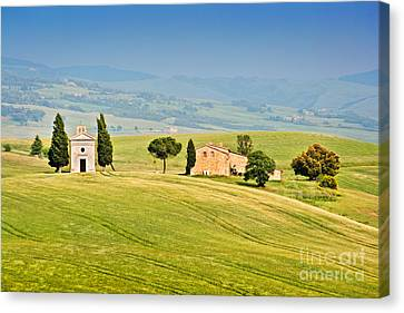 Tuscany Canvas Print by JR Photography