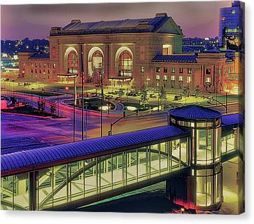 Union Station Canvas Print