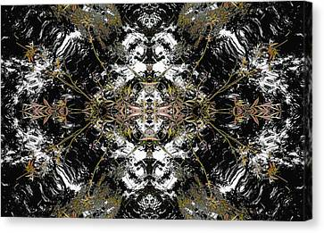 Unnatural 37 Canvas Print by Giovanni Cafagna