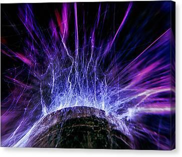 Untitled Cobweb Canvas Print