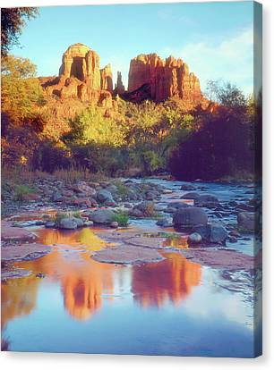 Usa, Arizona, Sedona Canvas Print by Jaynes Gallery
